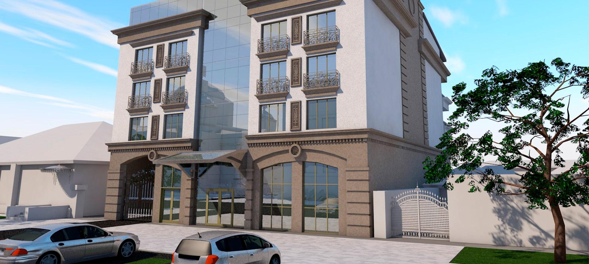 Відеозвіт за квітень про будівництво житлового комплексу L7 в Миколаєві